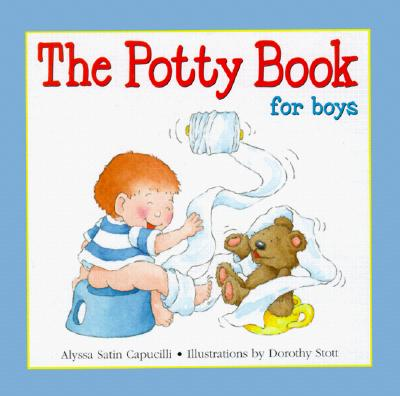 Image for The Potty Book: For Boys