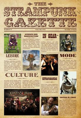 Image for The Steampunk Gazette