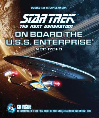 Image for Star Trek The Next Generation: On Board the U.S.S. Enterprise: Be Transported to