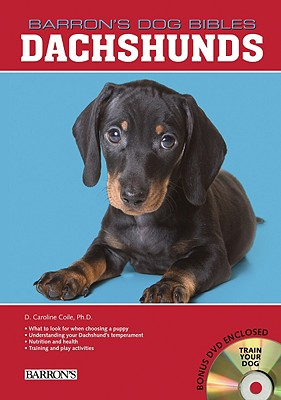 Image for Dachshunds (Barron's Dog Breeds Bibles)
