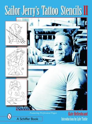 Image for Sailor Jerry's Tattoo Stencils II