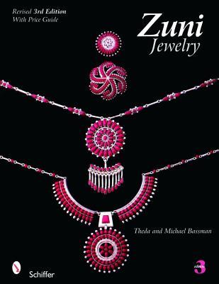 Zuni Jewelry, Bassman, Theda