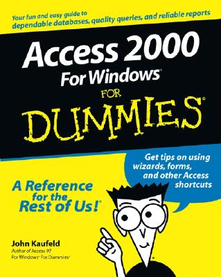 Image for Access 2000 for Windows for Dummies