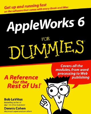 Image for AppleWorks 6 For Dummies