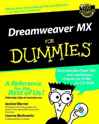 Image for Dreamweaver MX For Dummies