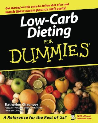 Image for Low-Carb Dieting For Dummies