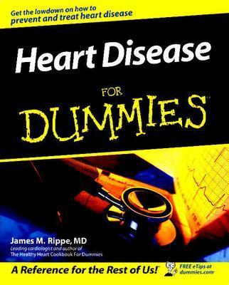 Image for HEART DISEASE FOR DUMMIES