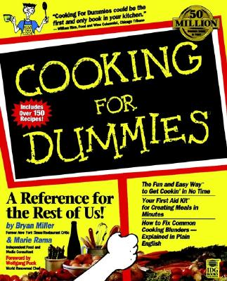 Image for COOKING FOR DUMMIES