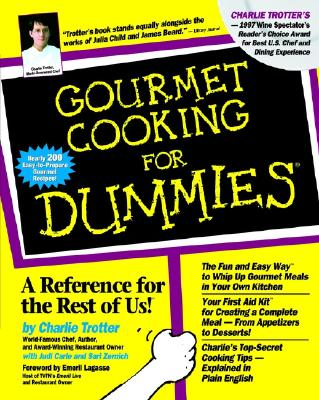 Image for Gourmet Cooking For Dummies
