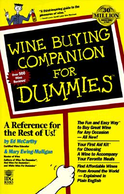 Image for Wine Buying Companion For Dummies