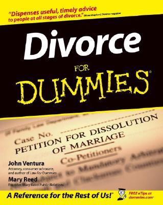 Image for Divorce For Dummies (For Dummies (Computer/Tech))