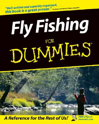 Image for Fly Fishing For Dummies