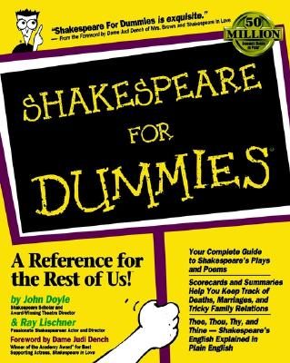 Image for Shakespeare For Dummies