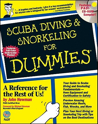 SCUBA DIVING & SNORKELING FOR DUMMIES, JOHN NEWMAN
