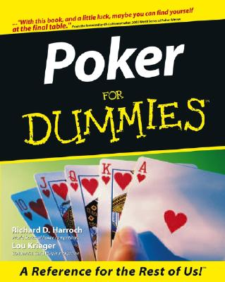 Image for POKER FOR DUMMIES