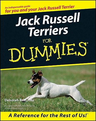 Image for Jack Russell Terriers For Dummies