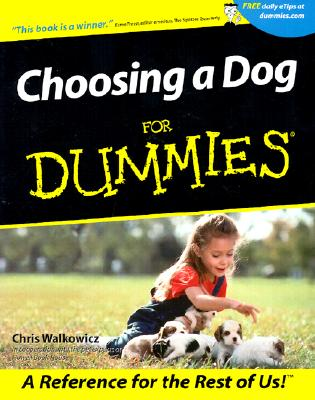 Image for Choosing a Dog For Dummies