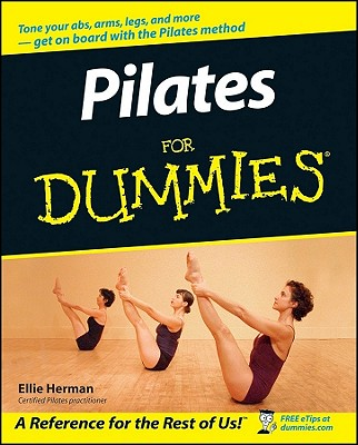 Image for PILATES FOR DUMMIES