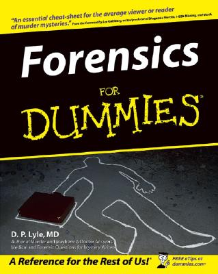 Image for Forensics For Dummies