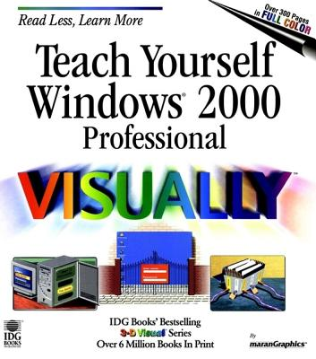 Image for Teach Yourself Windows 2000 Professional VISUALLY (Teach Yourself Visually)