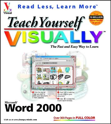 Image for Teach Yourself Microsoft Word 2000 VISUALLY (Teach Yourself Visually)