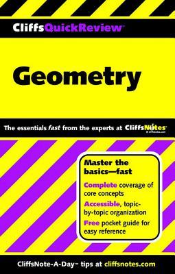 Geometry (Cliffs Quick Review), Edward Kohn