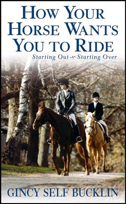 Image for How Your Horse Wants You to Ride  Starting Out, Starting Over