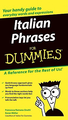 Image for Italian Phrases For Dummies