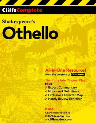 "CliffsComplete Othello, ""Shakespeare, William"""