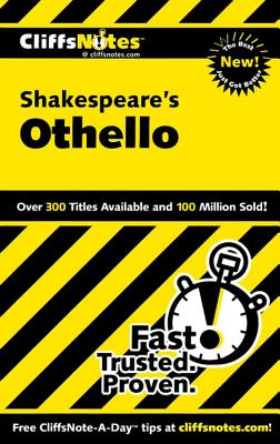 CliffsNotes on Shakespeare's Othello (Cliffsnotes Literature Guides), Gary K Carey, Helen McCulloch