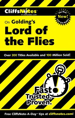 Image for CliffsNotes on Golding's Lord of the Flies (Cliffsnotes Literature Guides)