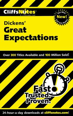 "CliffsNotes on Dickens' Great Expectations (Cliffsnotes Literature Guides), ""Bailey, Debra A."""