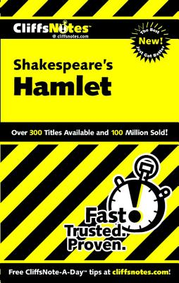 Image for CliffsNotes on Shakespeare's Hamlet (Cliffsnotes Literature Guides)