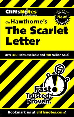 "CliffsNotes on Hawthorne's The Scarlet Letter (Cliffsnotes Literature Guides), ""Van Kirk, Susan"""
