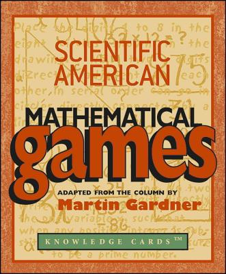 Scientific American: Mathematical Games Knowledge Cards Deck, Pomegranate
