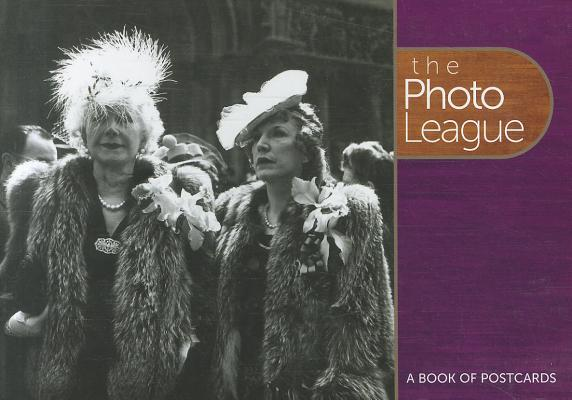 Image for The Photo League: A Book of Postcards