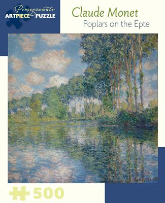 Image for Pomegranate Europe Poplars on The Epte 500-Piece Jigsaw Puzzle