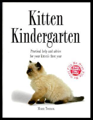 Image for KITTEN KINDERGARTEN & CAT CAFE 2 BOOKS IN ONE