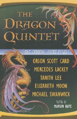 Image for The Dragon Quintet: Five Original Short Novels