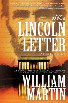 Image for The Lincoln Letter: A Peter Fallon Novel (Peter Fallon and Evangeline Carrington)