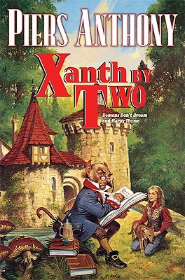Image for Xanth by Two