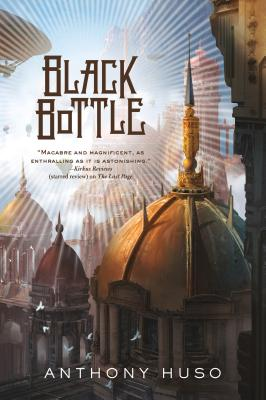 BLACK BOTTLE, ANTHONY HUSO