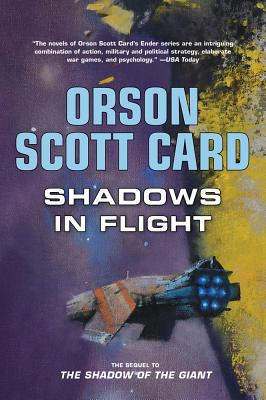 SHADOWS IN FLIGHT, CARD, ORSON