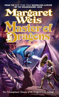 Image for Master of Dragons (Dragonvarld Trilogy, Book 3)
