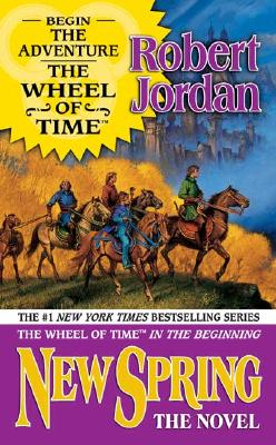 Image for New Spring: The Novel (Wheel of Time)