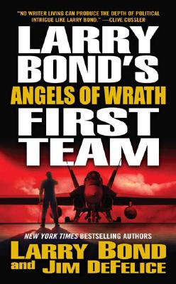 ANGELS OF WRATH, BOND, LARRY