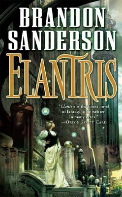 Elantris, Brandon Sanderson