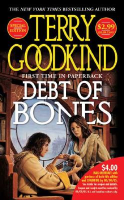 Debt of Bones (Sword of Truth Prequel Novel), TERRY GOODKIND