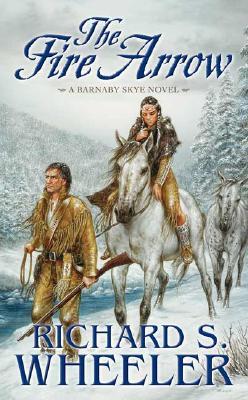 Image for The Fire Arrow (A Barnaby Skye Novel)