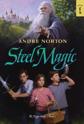 Image for Steel Magic (Magic Books)